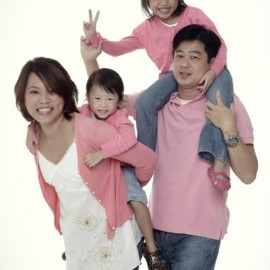 Pink Family