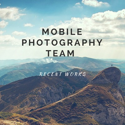 Mobile photography team