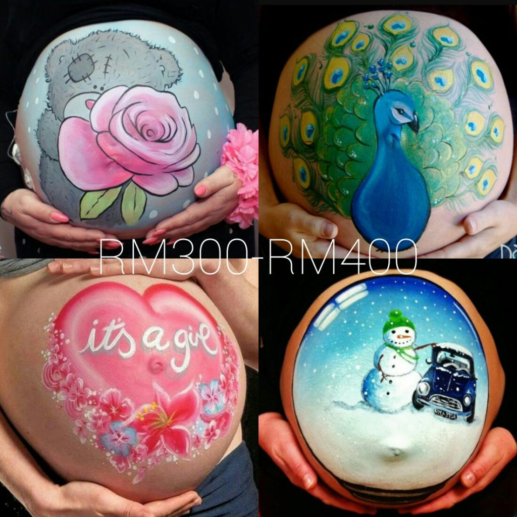 bellypainting300