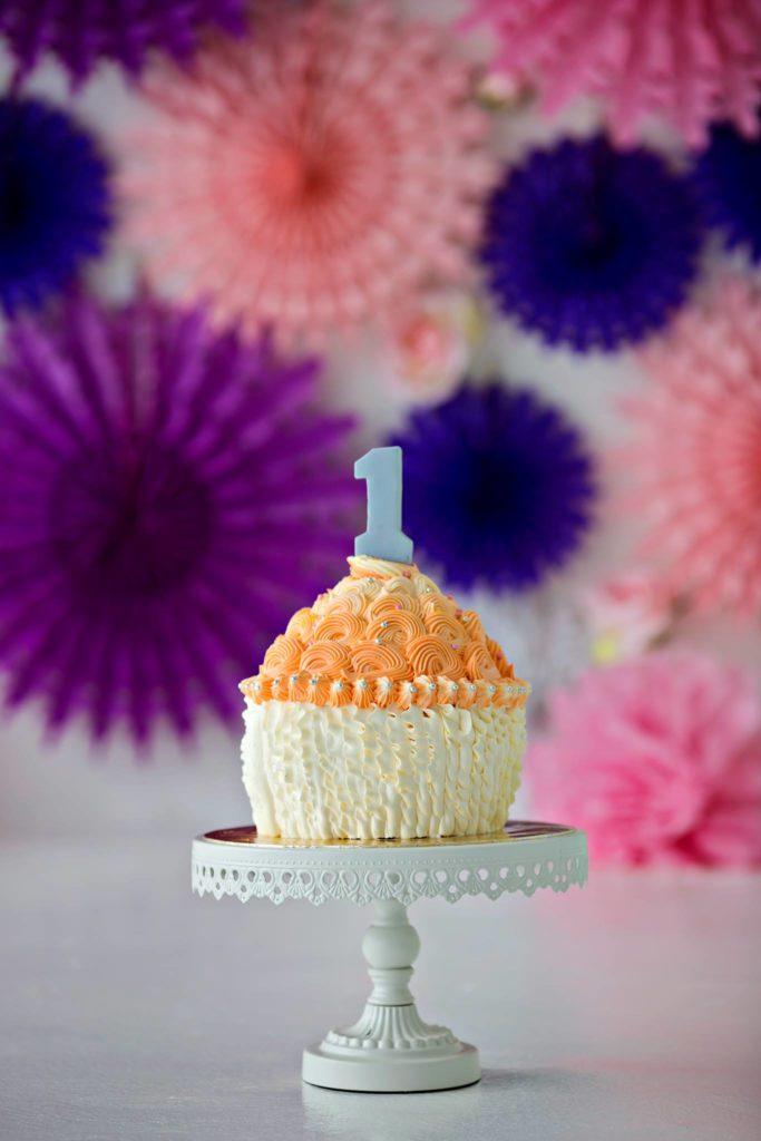 cake smash cutie