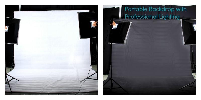 portable backdrop